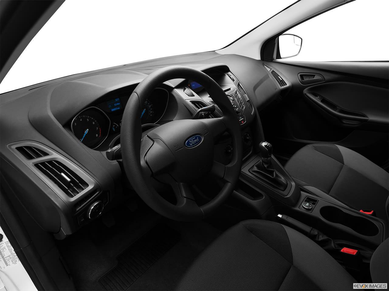 ford focus 2012 interior