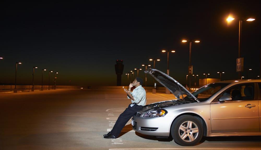 record car breakdowns