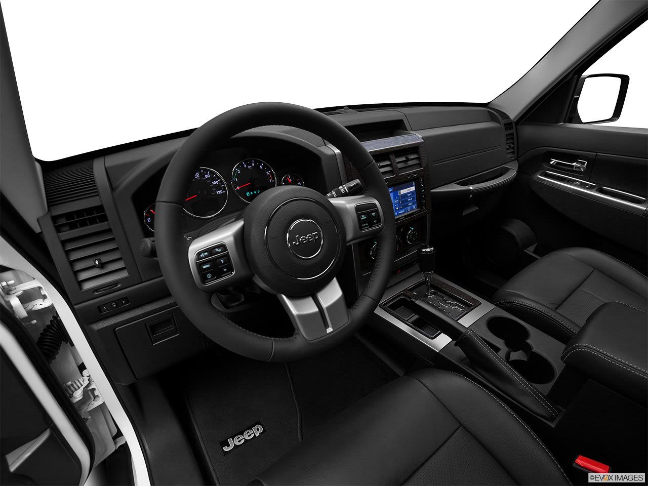 jeep liberty 2012 interior