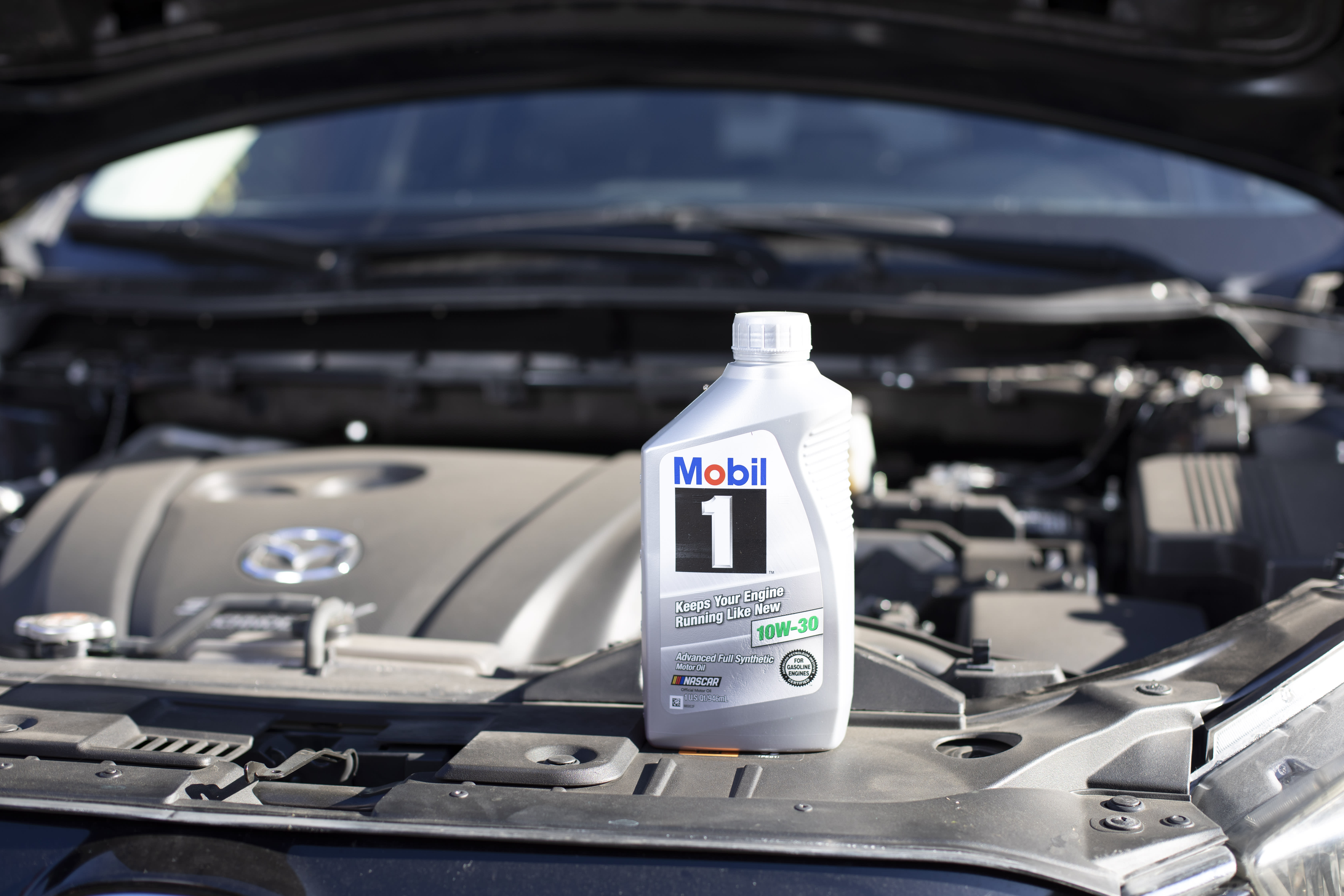 Mobile 1 Synthetic Oil 10W-30