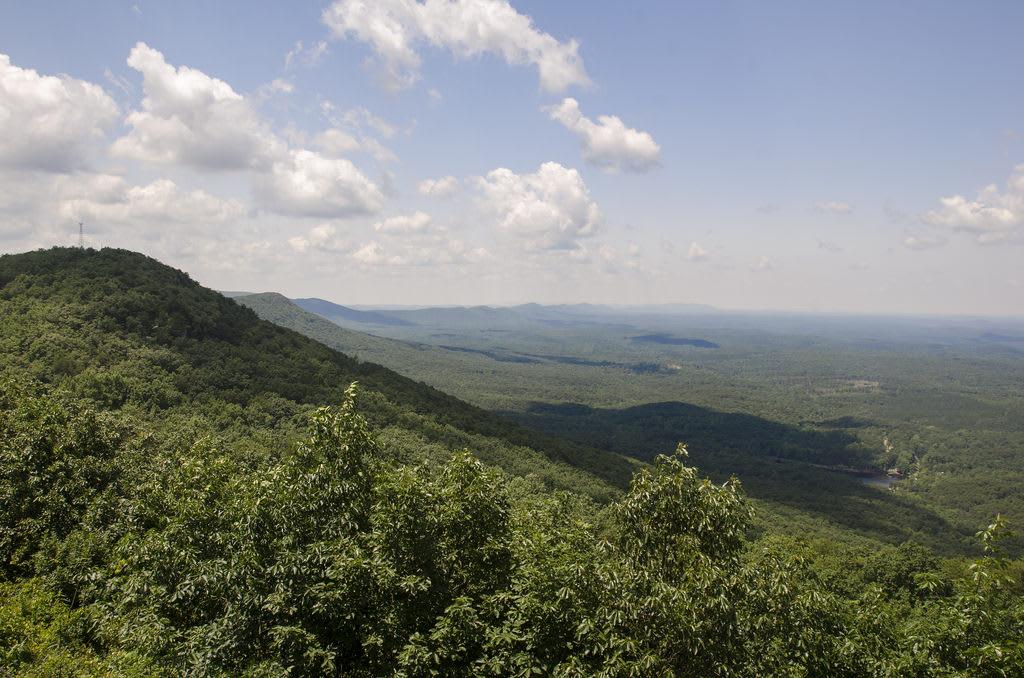 Mount Cheaha Alabama