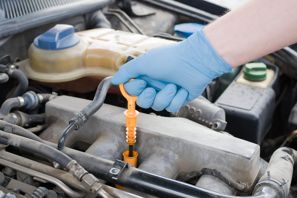 Engine Burning Oil >> What Does It Mean When My Car Is Burning Oil