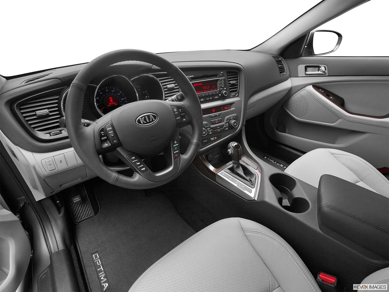 kia optima 2012 interior