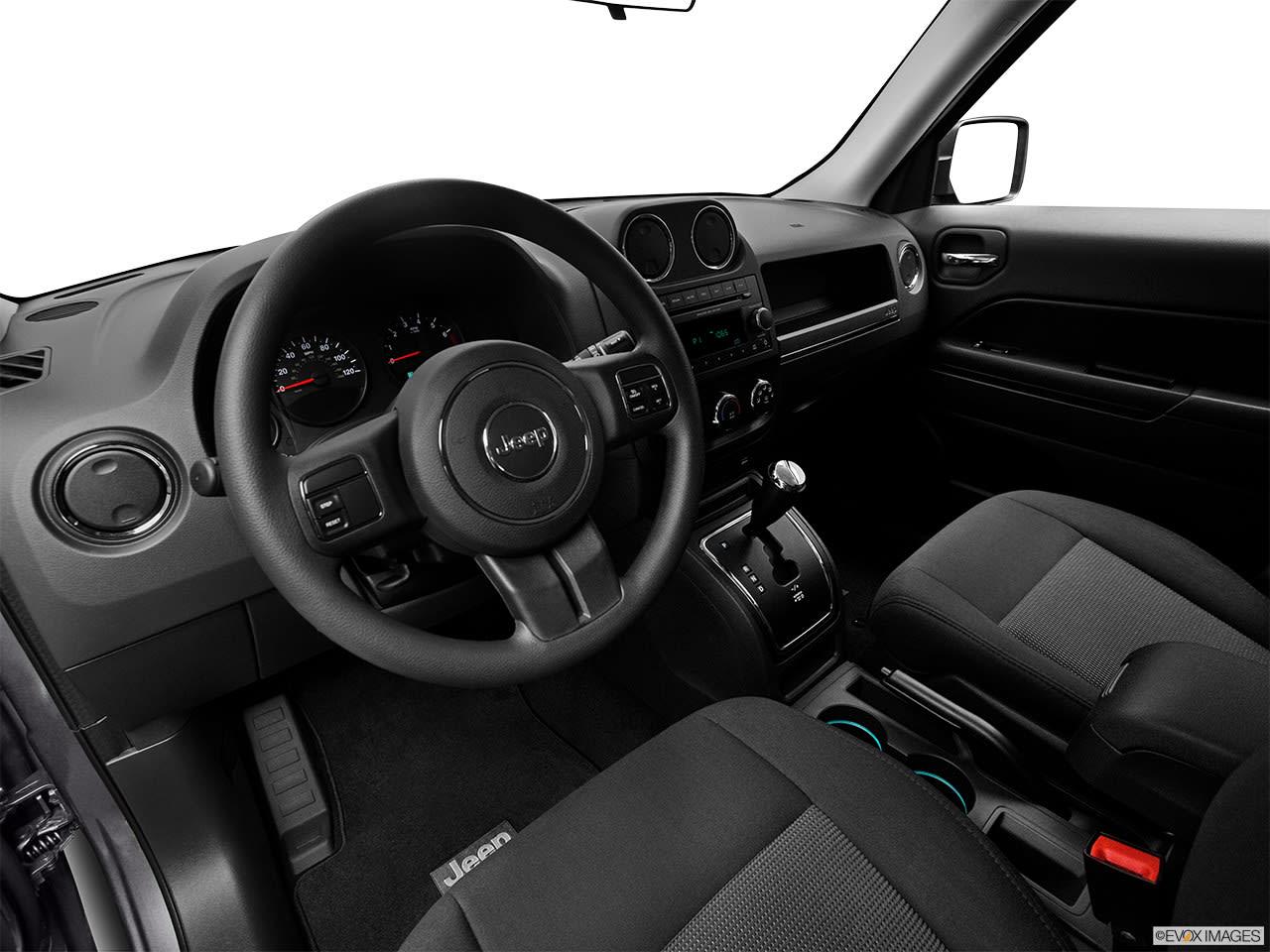 jeep patriot 2012 interior