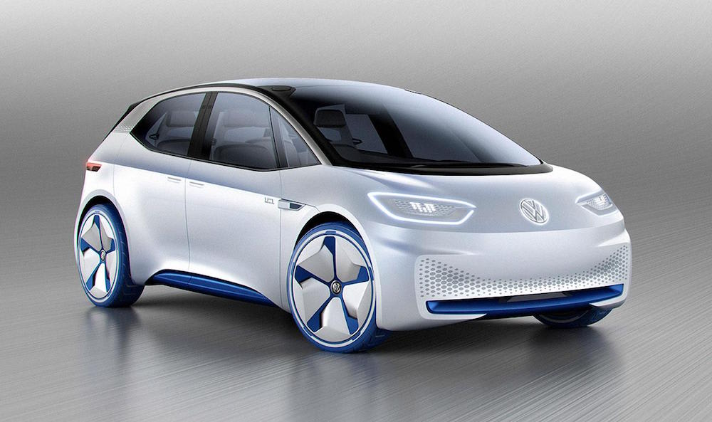 VW electric concept
