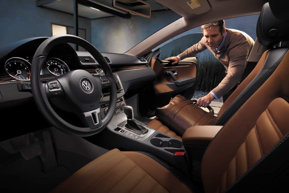 Volkswagen Security Hack