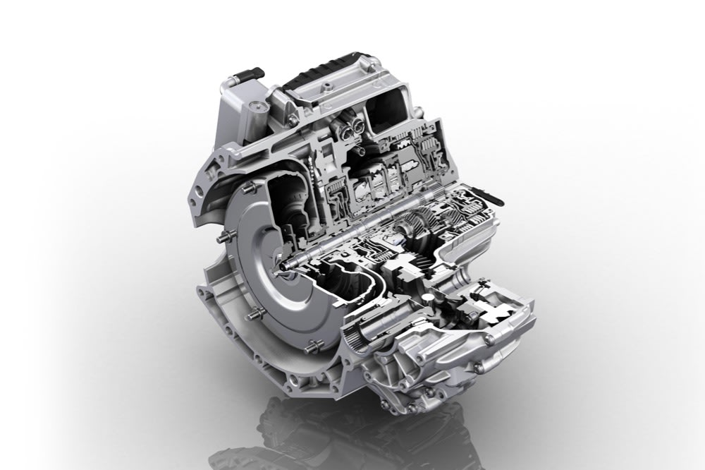 zf 9 speed transmission