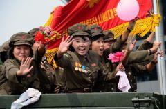 צפון קוריאה: ההצגה הגדולה בעולם