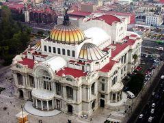 אל מסתרי מקסיקו סיטי