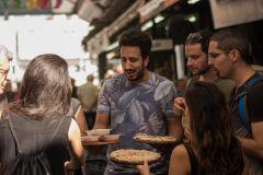 סיורי אוכל בתל אביב