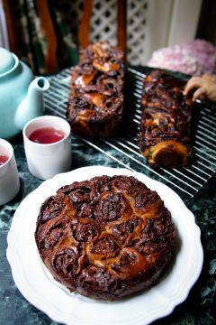 סדנת עוגות שמרים עם עדי שילון וליאור משיח
