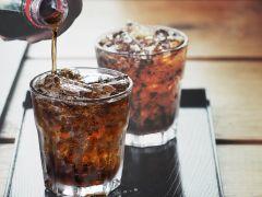 בר משקאות מוגזים