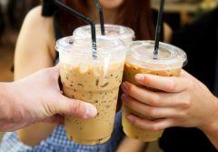 עמדת ברד ואייס קפה