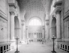 Remnants of Penn Station Tour
