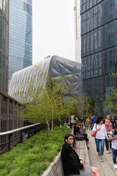 Walk New York's Highline Park