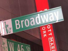 Broadway & Times Square Tour
