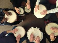 Team-building with Rhythm