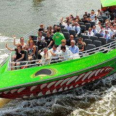 Speedboat Attraction