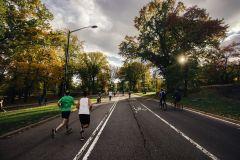 Central Park Fun Running Tour