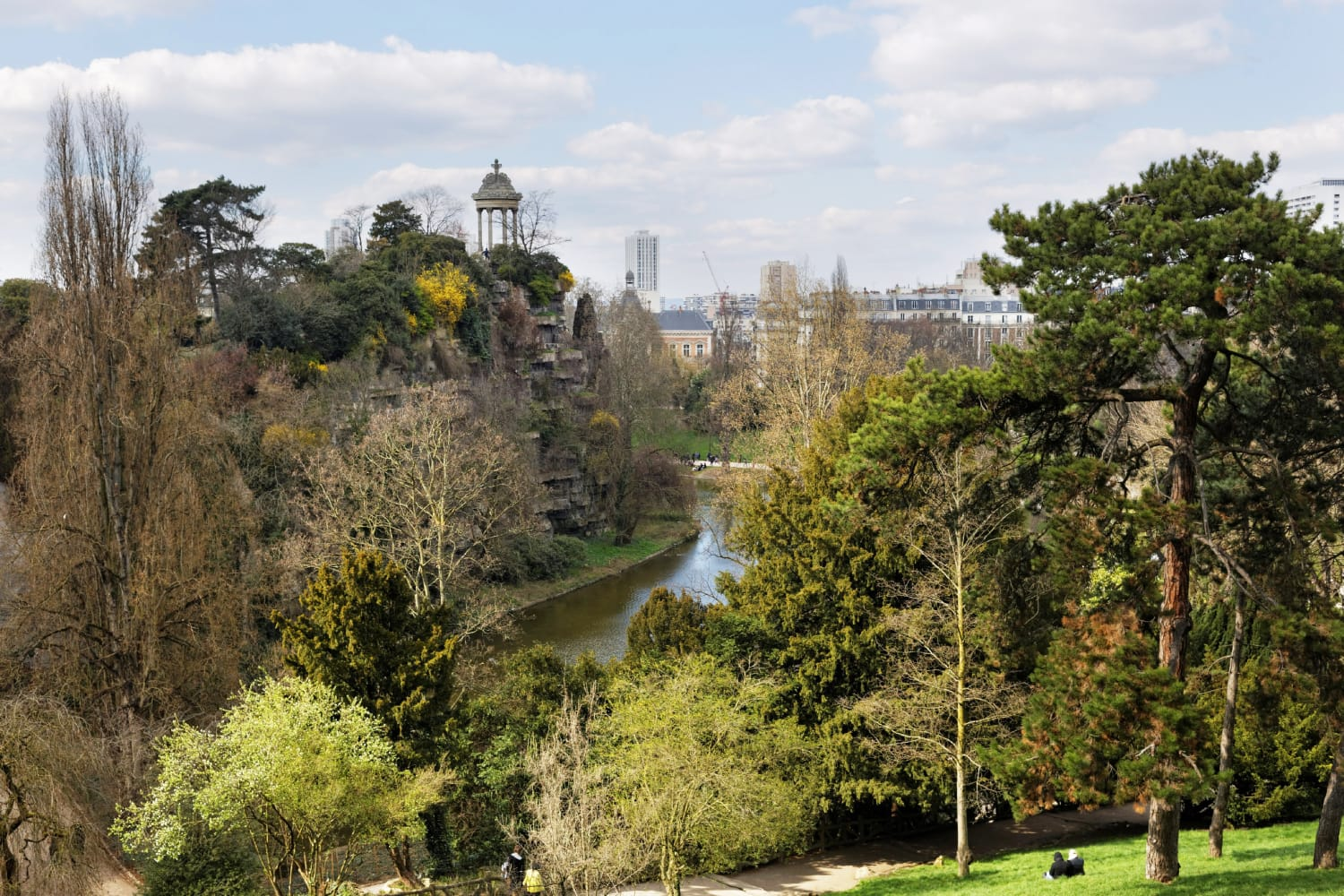 Réserver ou privatiser un bar aux Buttes Chaumont