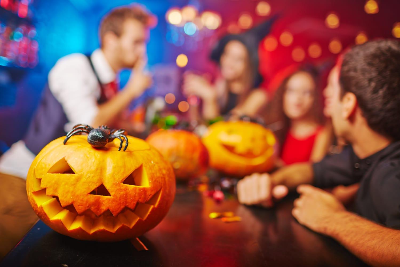 Meilleurs bars à Réserver ou Privatiser pour Halloween 2017