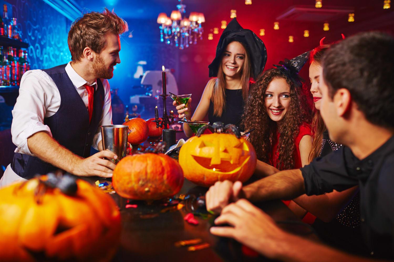 Top des bars pour fêter Halloween 2015