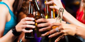 Les alcools les moins caloriques !