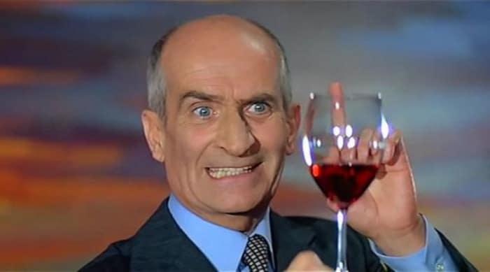 Porter un toast en France