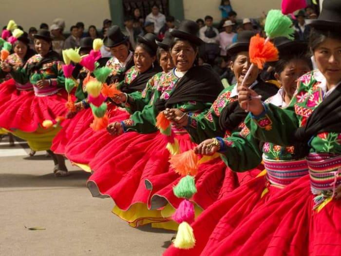 porter un toast - Peru