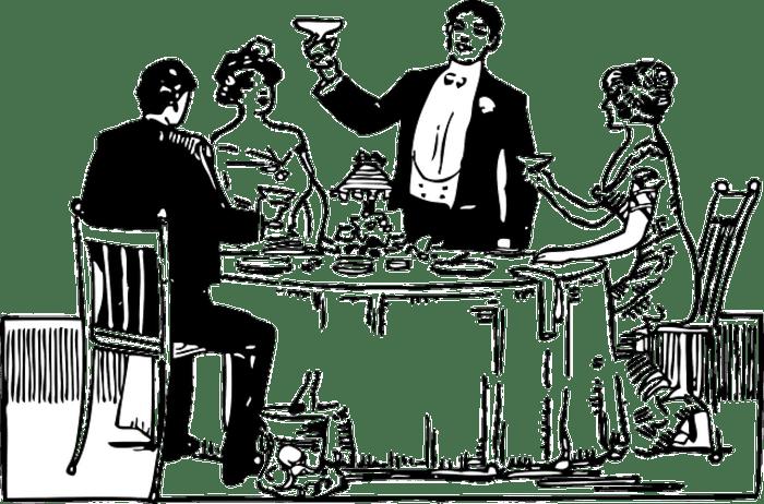 porter un toast - Moldavie