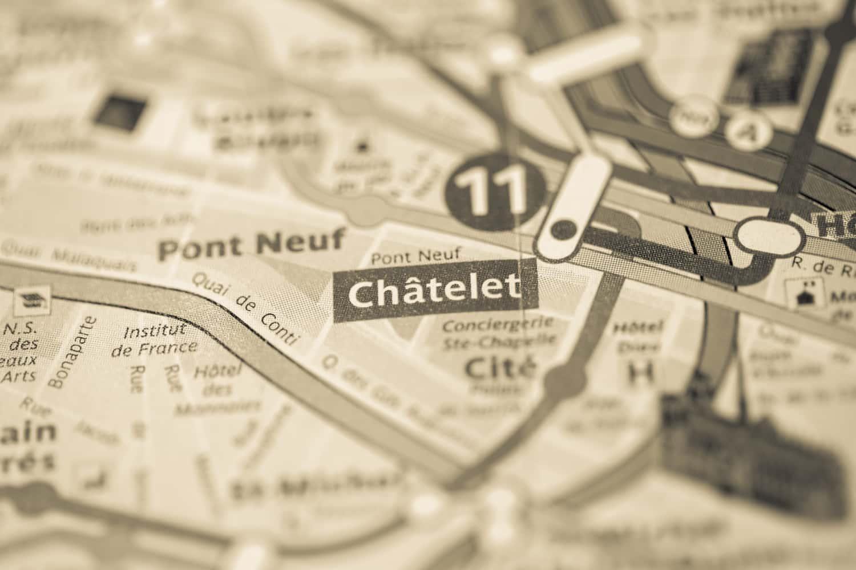 Bars à privatiser à Châtelet Les Halles Paris