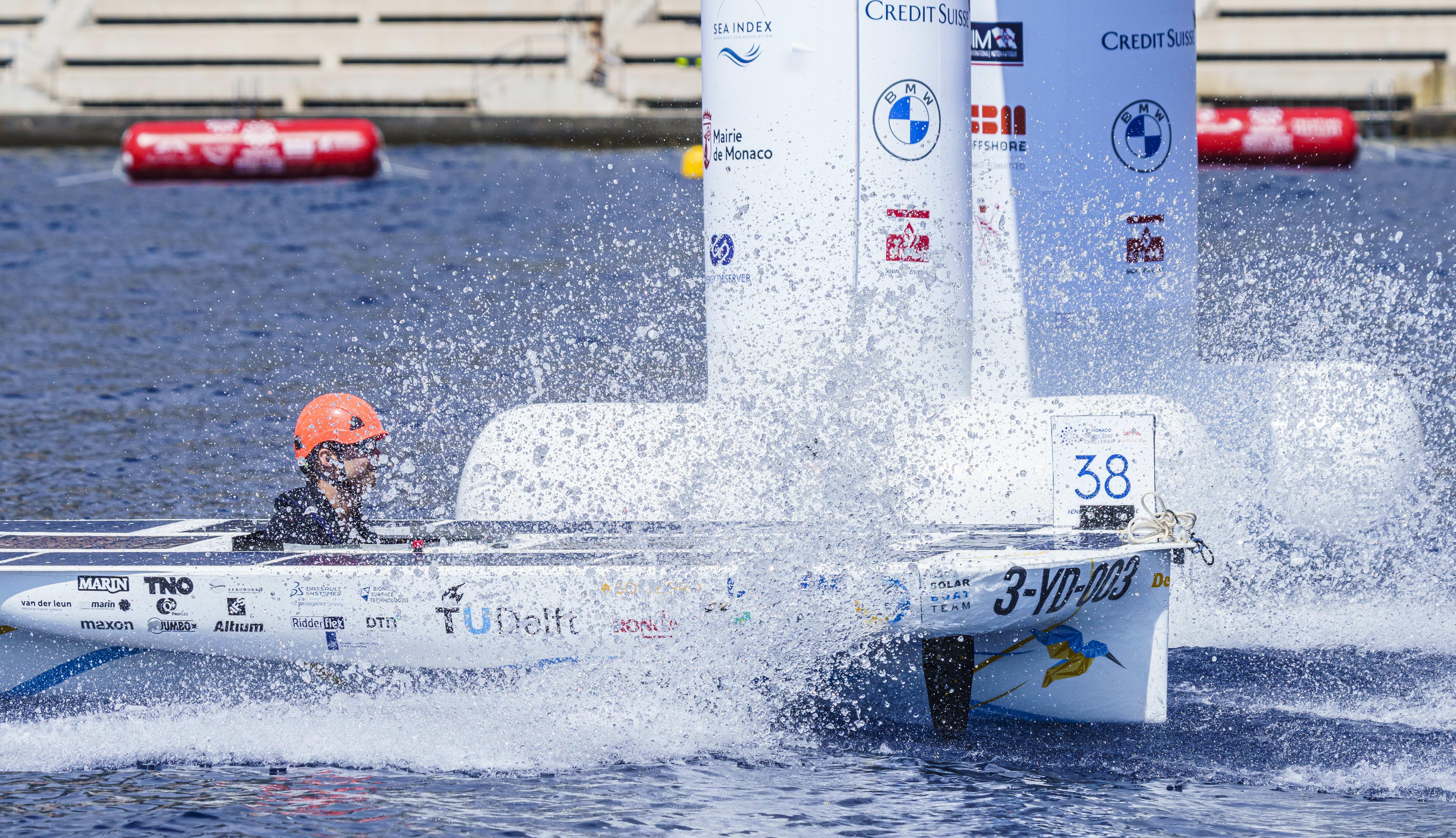 Monaco Energy Boat Challenge