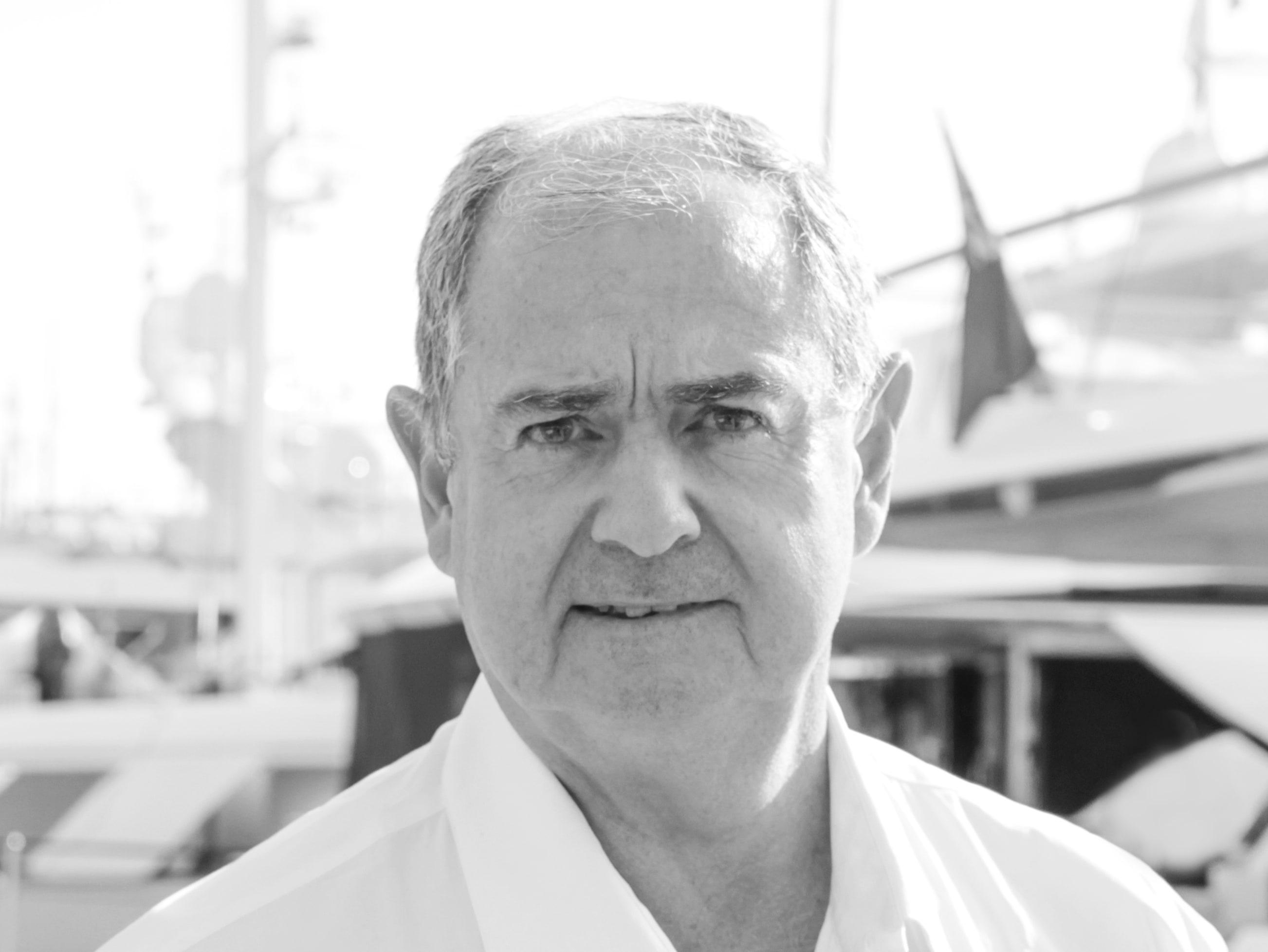 Portrait of Gianluca (Lillo) Mazzetti