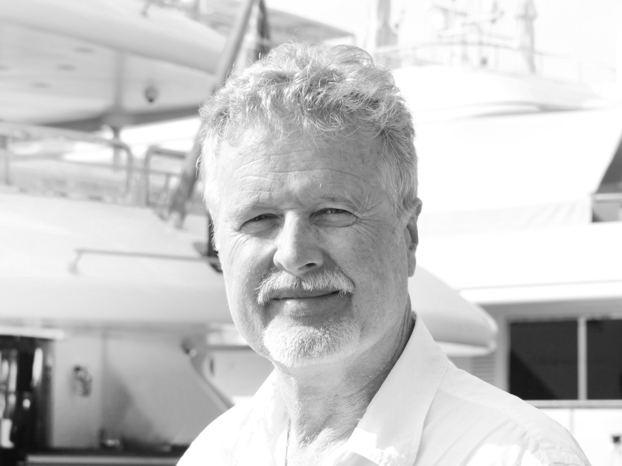 Portrait of Jonathan McDonnell