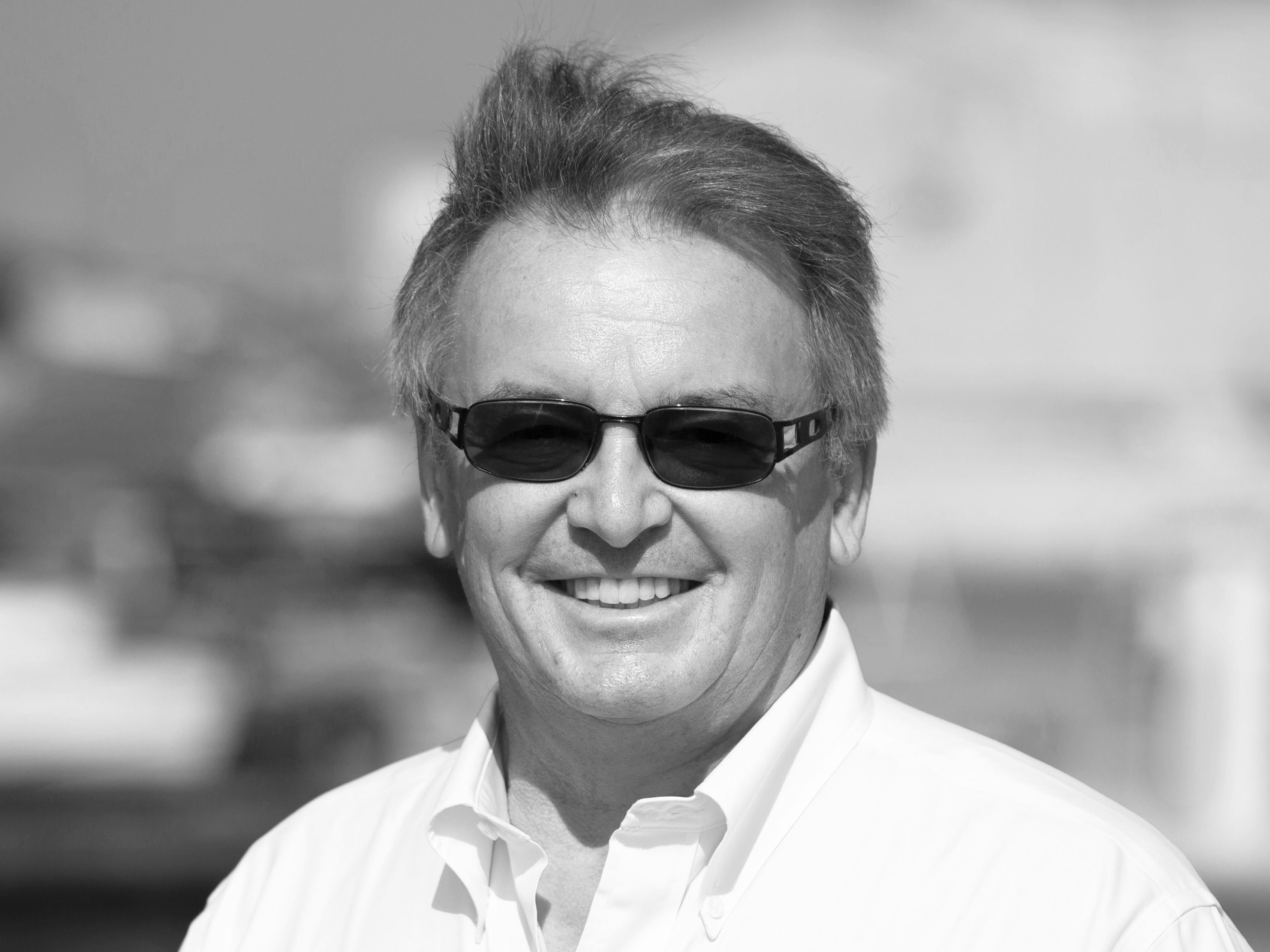Portrait of Peter Thompson