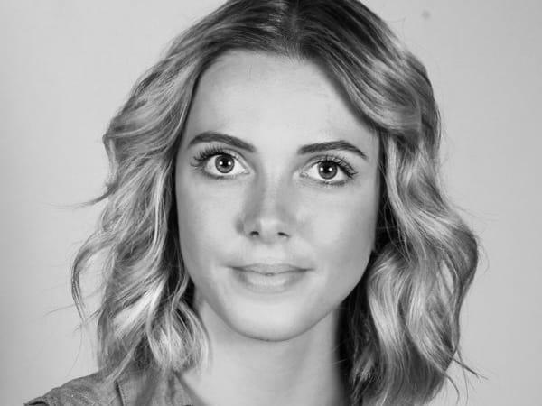 Portrait of Solenn Blanchard