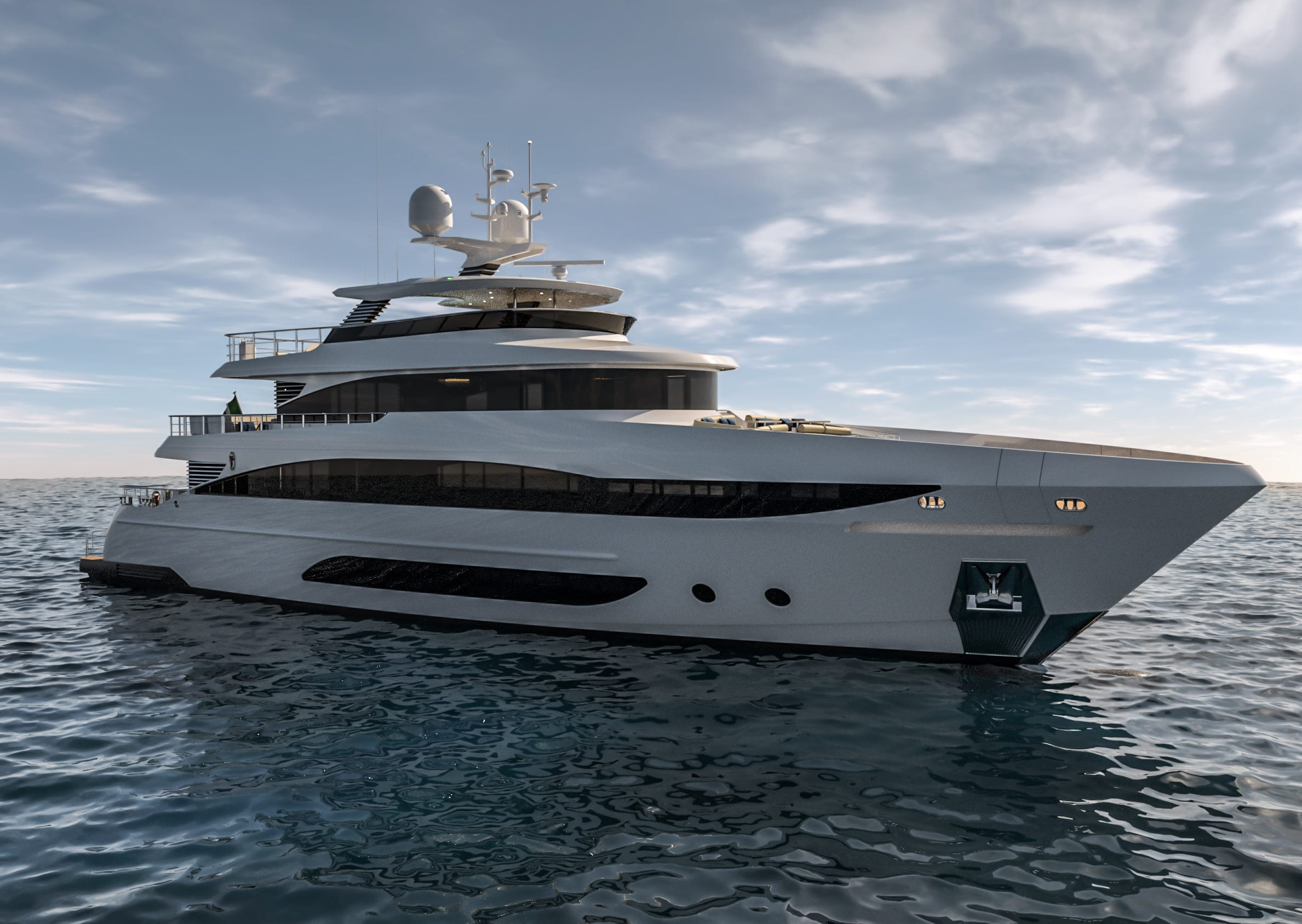 Image of Project Mirage 401 38.35m (125.10ft) motor yacht