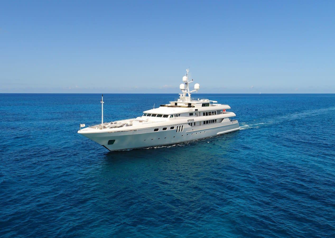 Image of Apogee 62.5M (205.1FT) motor yacht