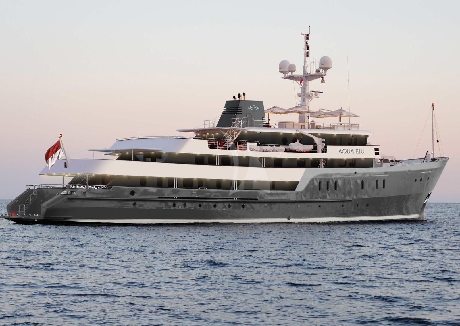 Image of Aqua Blu 60.4M (198.0FT) motor yacht