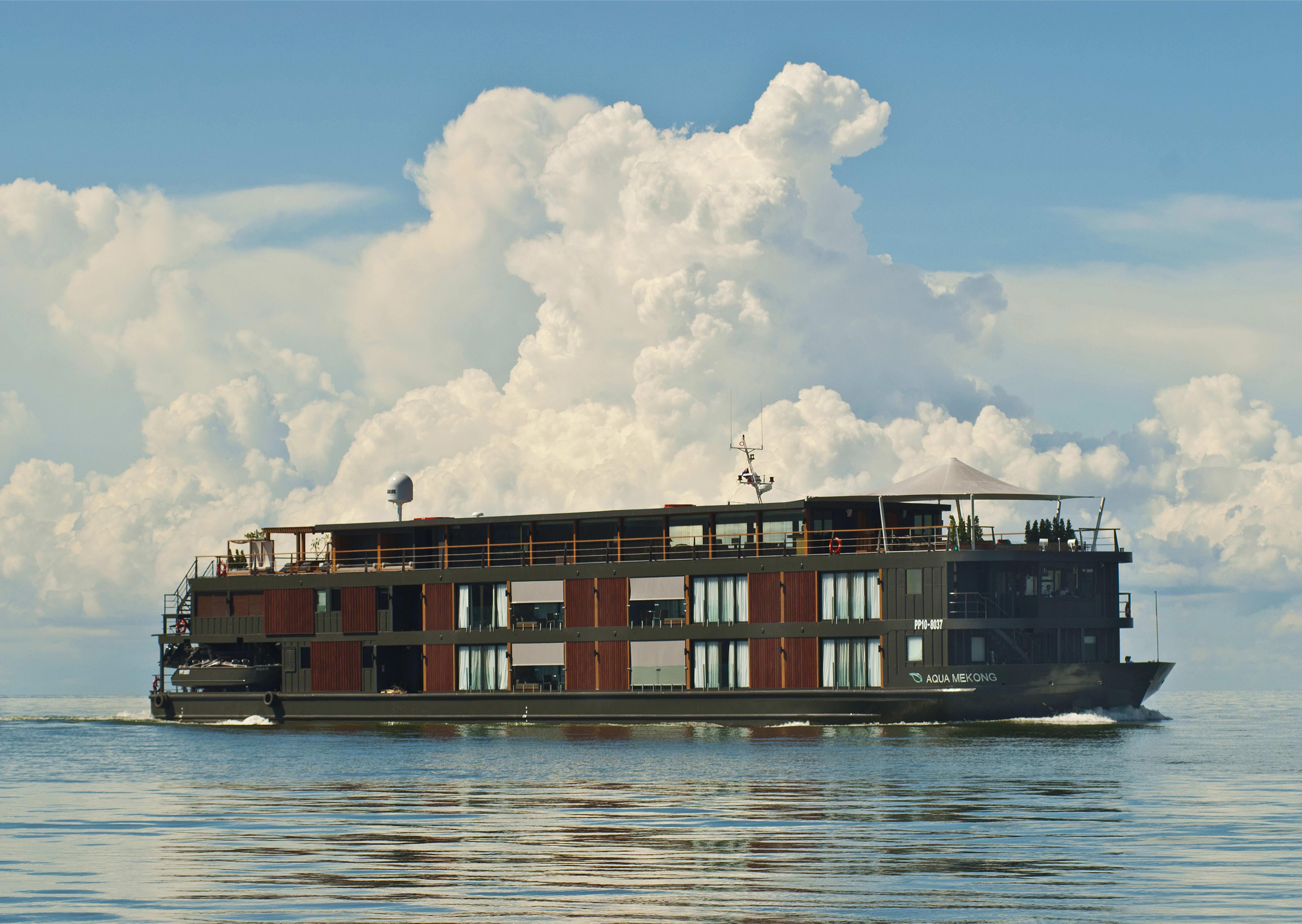 Image of Aqua Mekong 62.4M (204.7FT) motor yacht