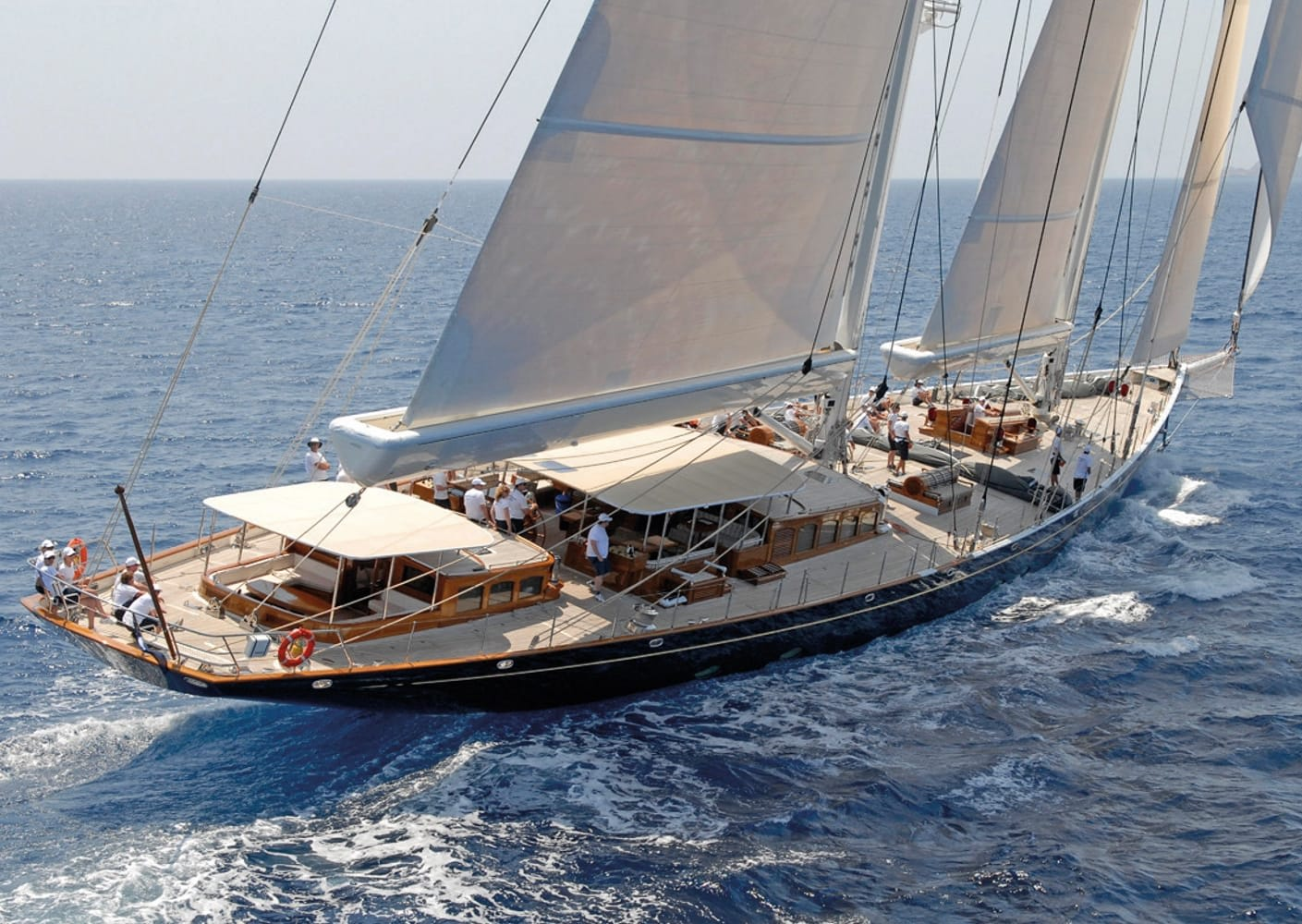 Image of Athos 62.0M (203.4FT) sailing yacht