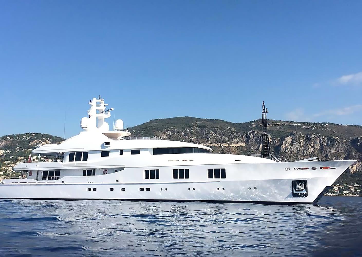 Image of Baraka 58.0M (190.3FT) motor yacht