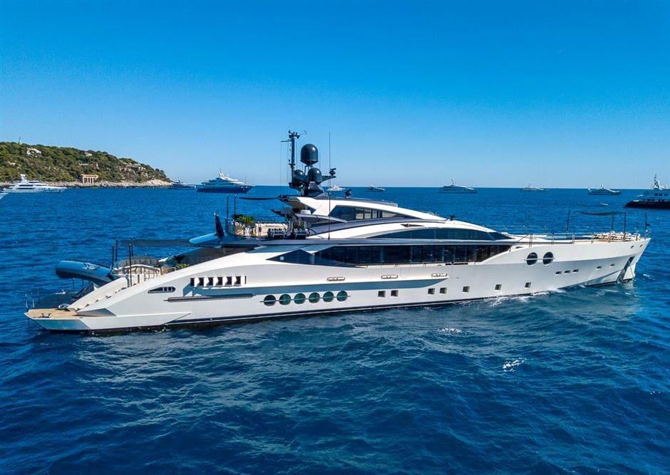 Image of Bliss 52.1M (171.0FT) motor yacht