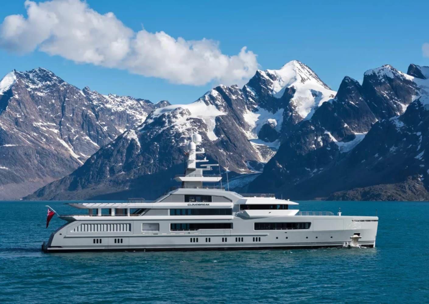 Image of Cloudbreak 75.3M (247.0FT) motor yacht