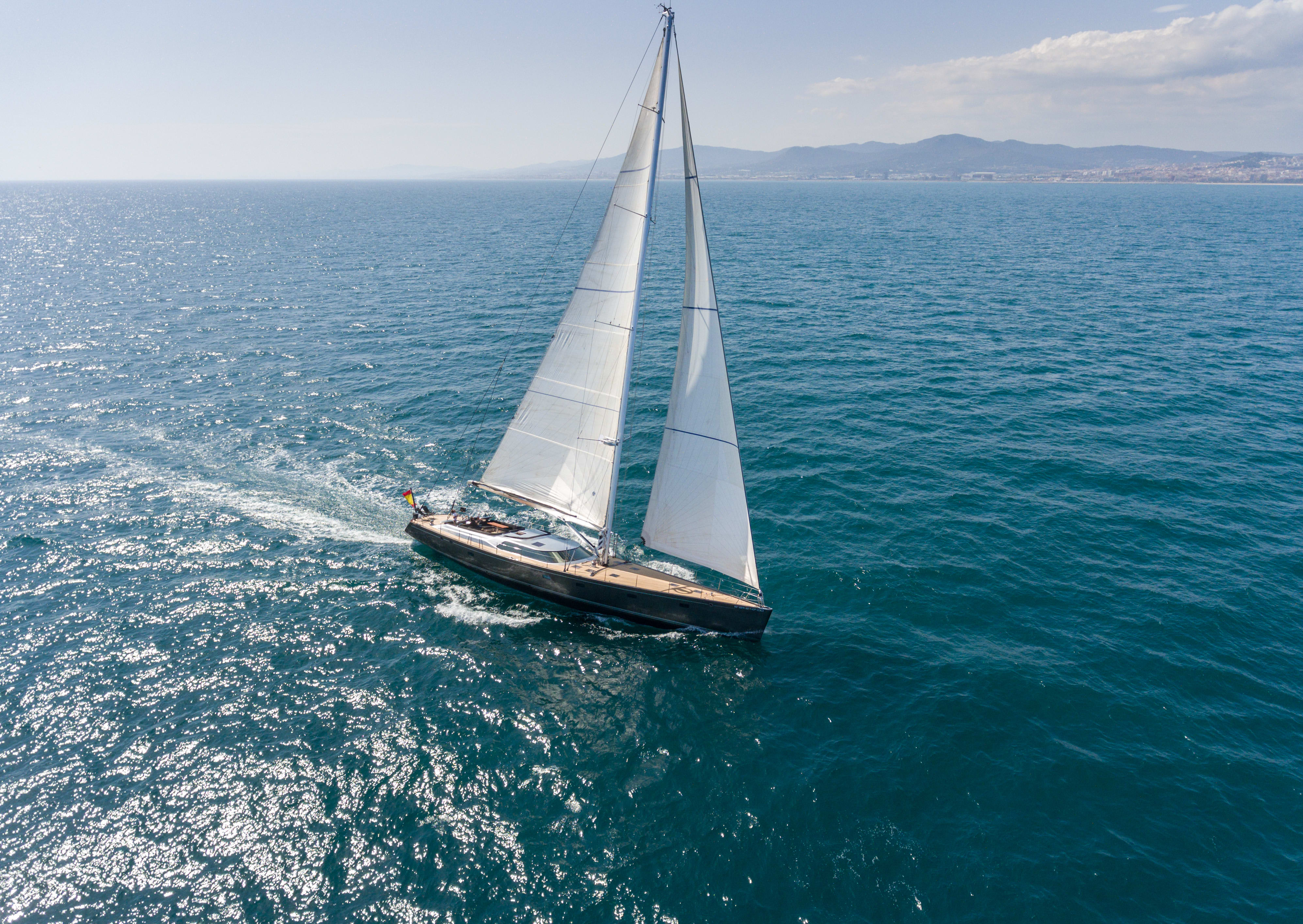 Image of Concordia 28.8M (94.5FT) sailing yacht
