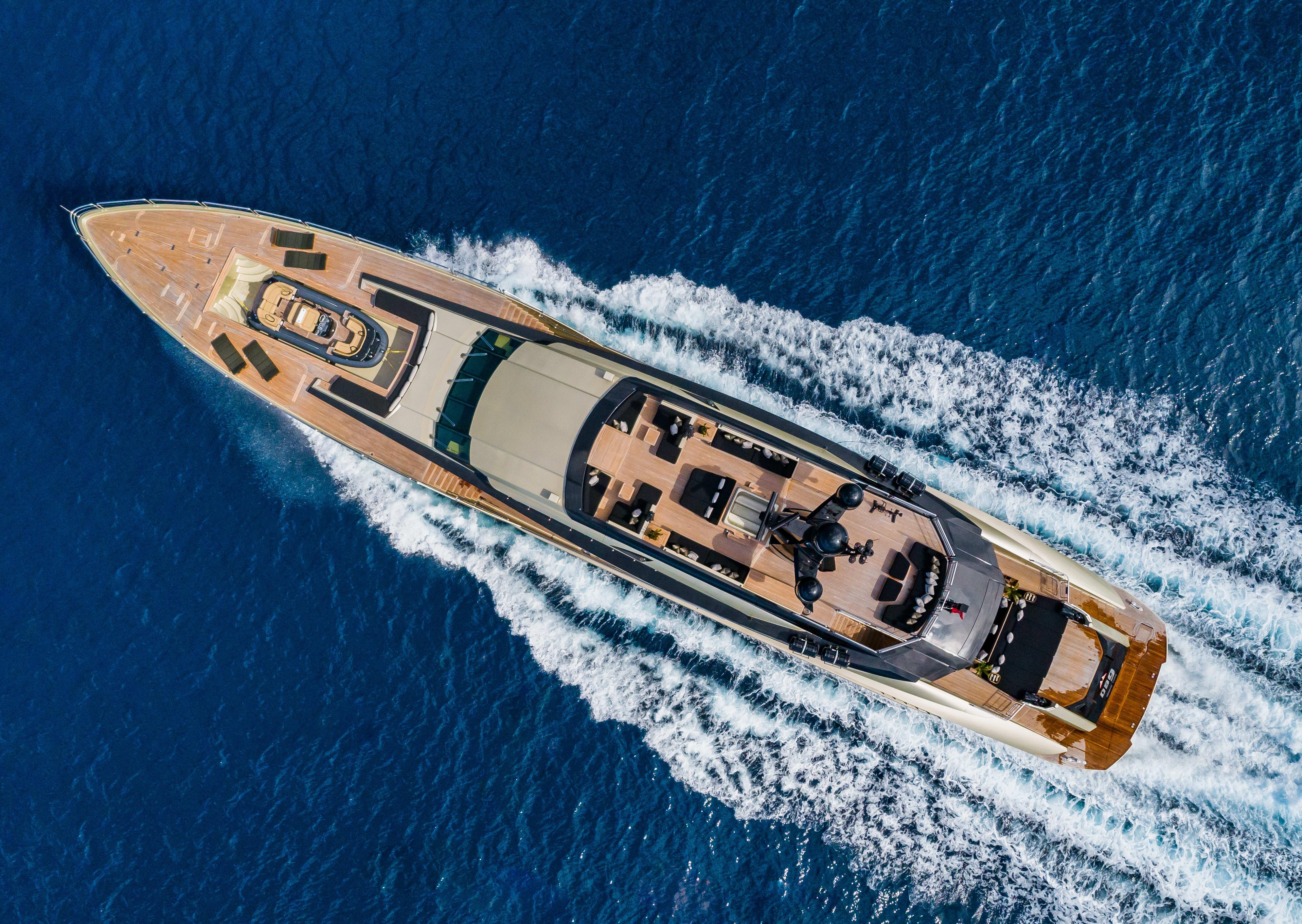 Image of DB9 52.3M (171.9FT) motor yacht