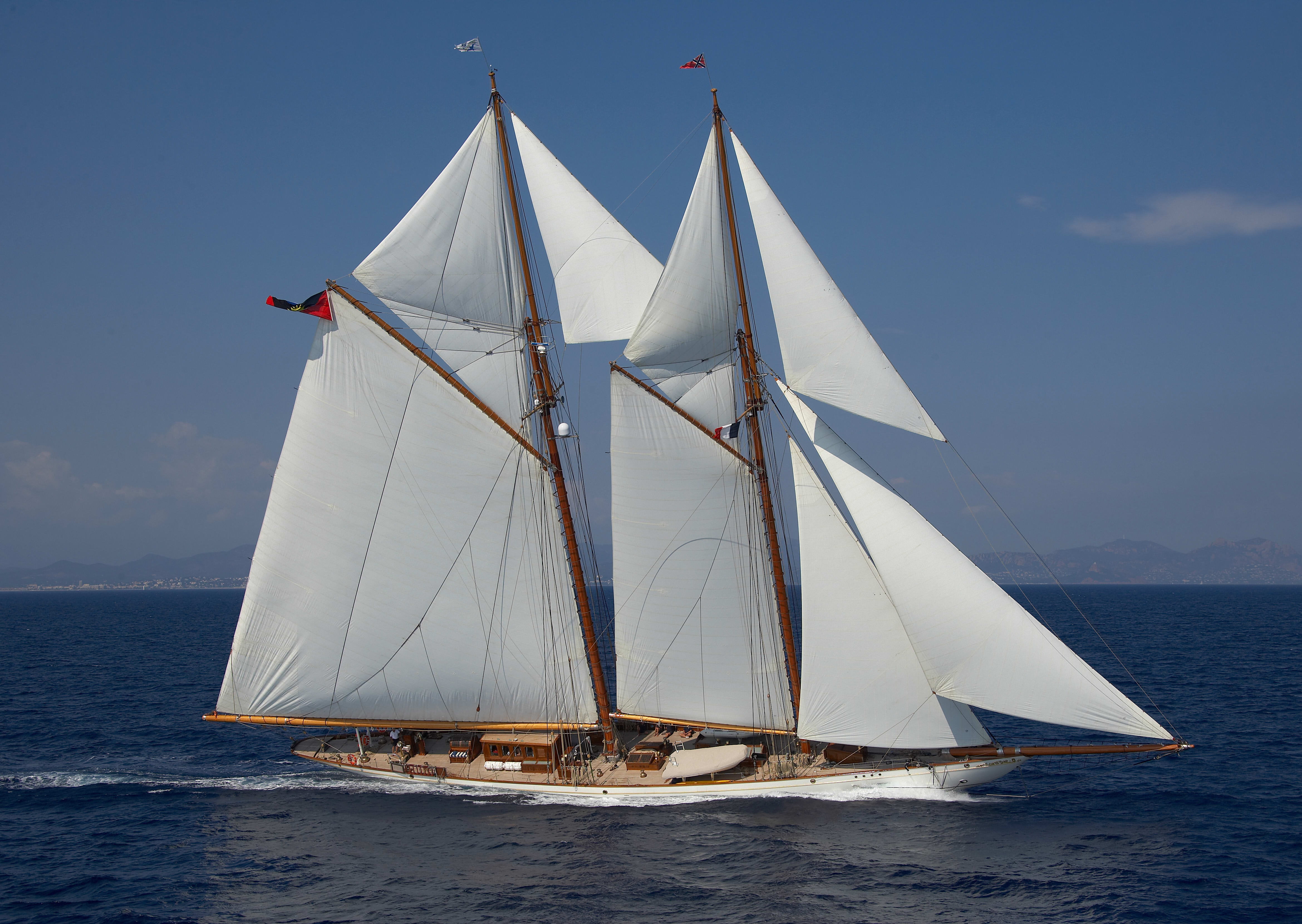 Image of Germania Nova 59.8M (196.2FT) sailing yacht