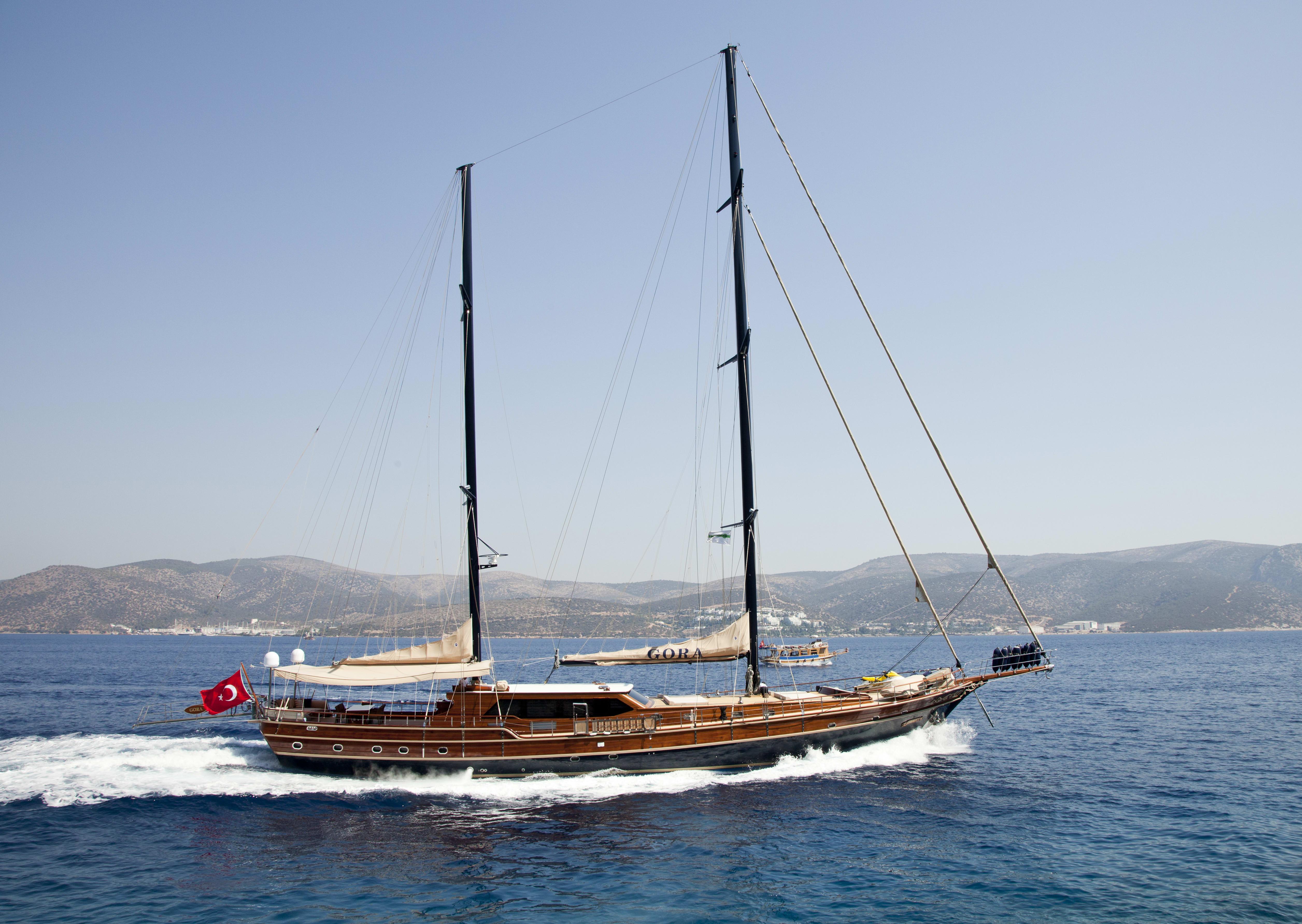 Image of Gora 38.2M (125.3FT) sailing yacht