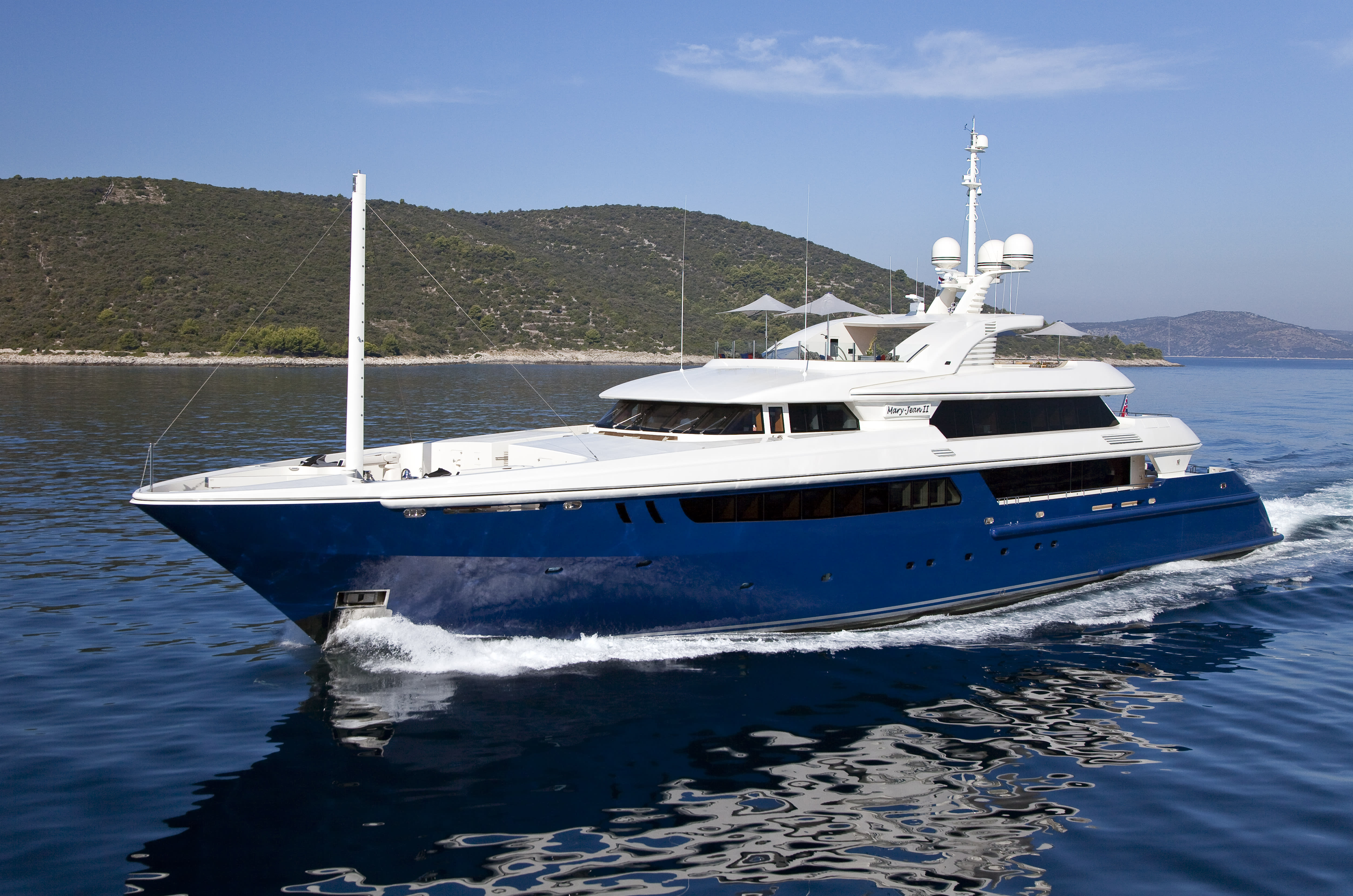 Image of Mary Jean II 61.7M (202.4FT) motor yacht