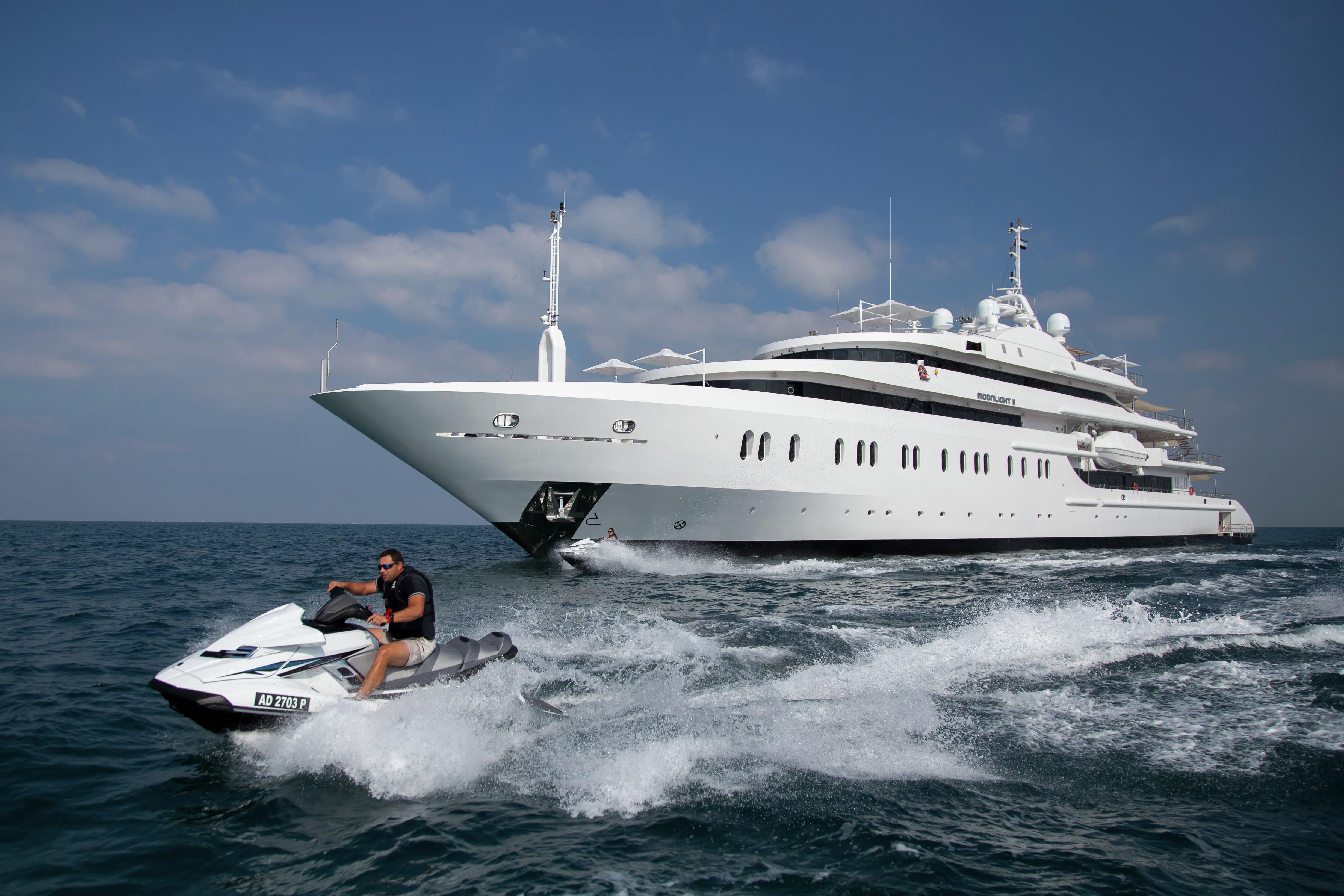 Image of Moonlight II 91.4M (299.9FT) motor yacht